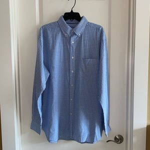 Faded Glory Long Sleeve Dress Shirt